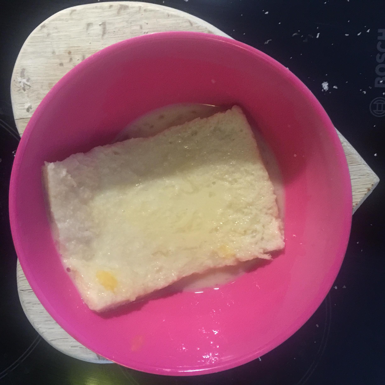 eggy bread recipe