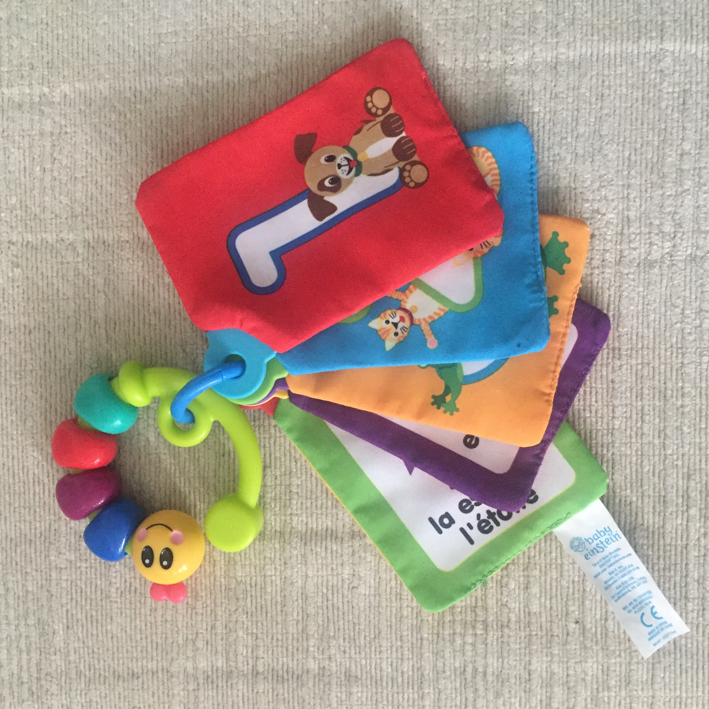 baby einstein discover & play