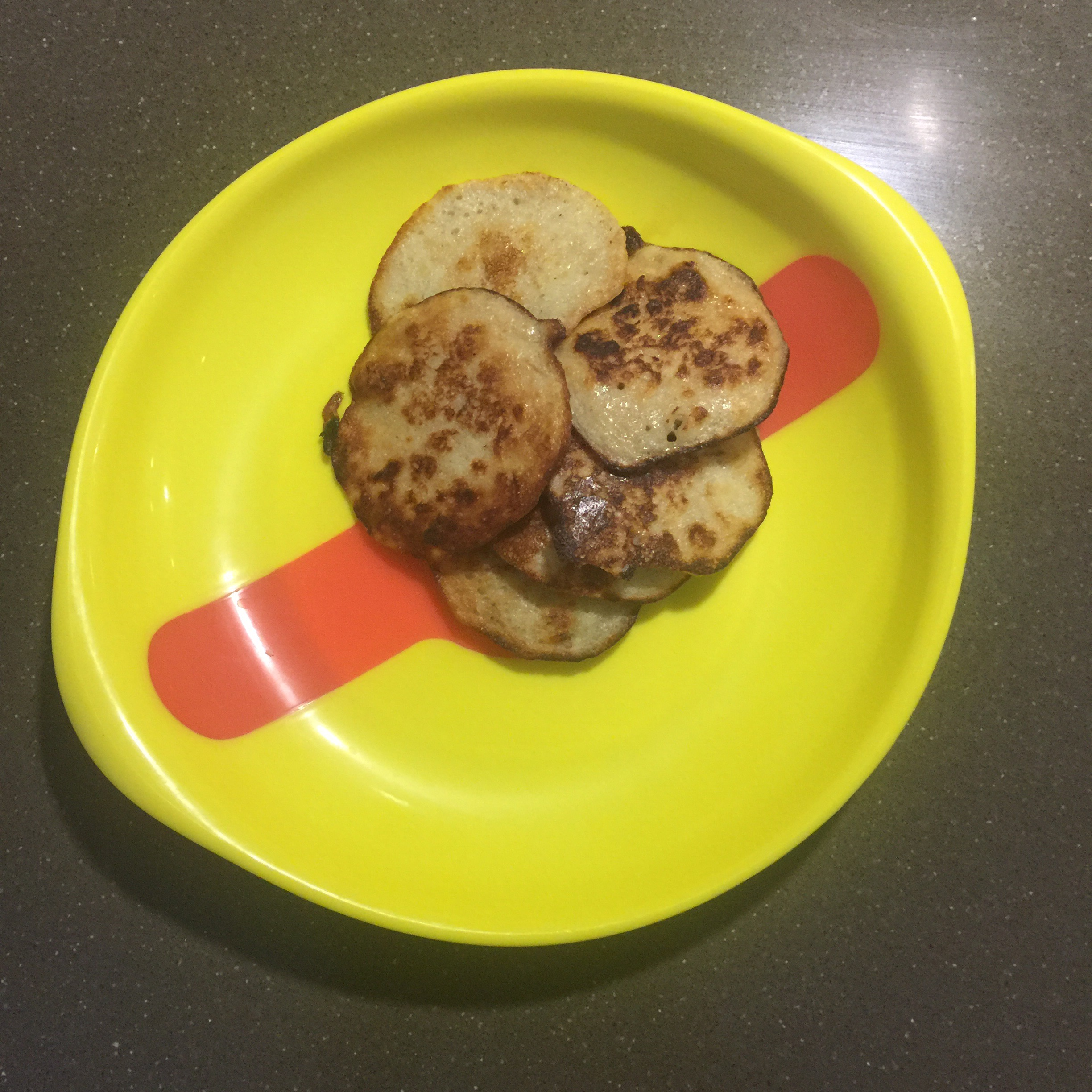blw banana pancake recipe