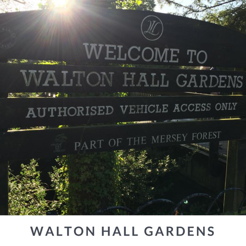 Days Out: Walton Hall Gardens