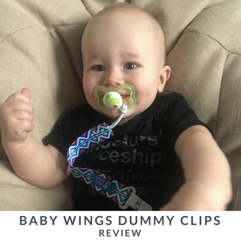 Review: Baby Wings Dummy Clip