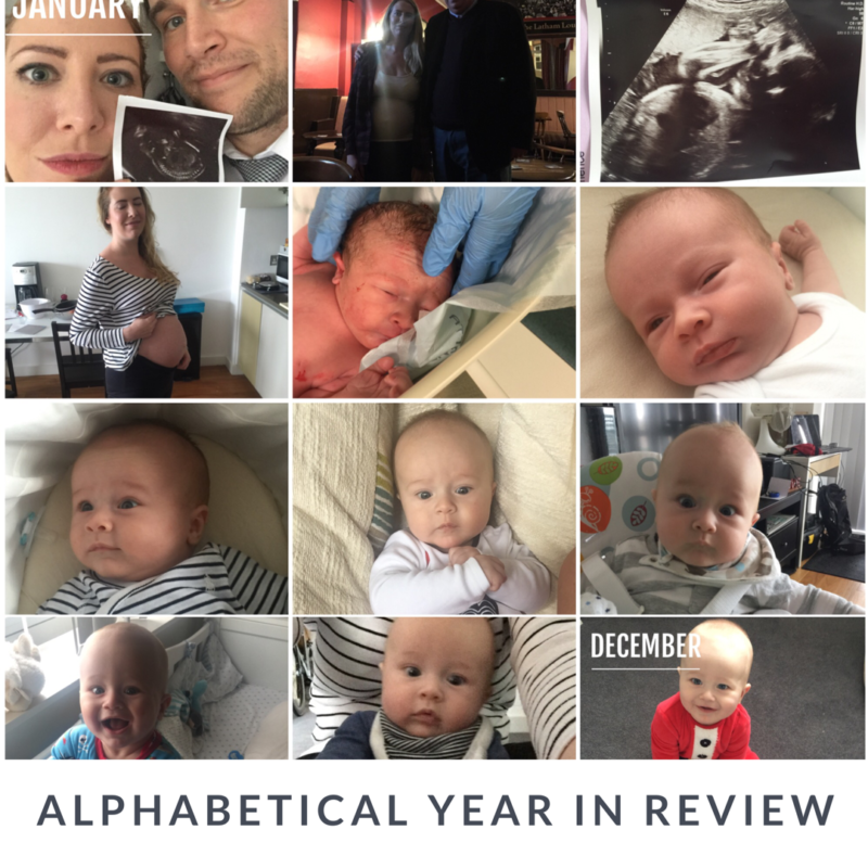2016 // My Alphabetical Year in Review