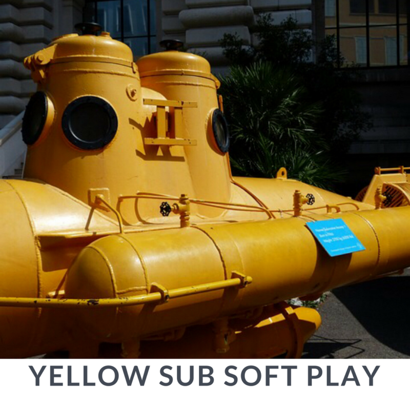 Days Out // Yellow Sub Soft Play