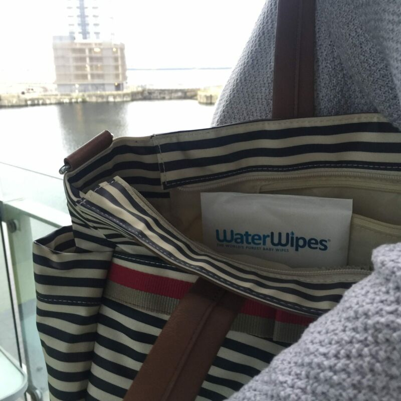 WaterWipes have worked with midwives to come up with top tips to keep your baby's skin protected this winter from the cold and windy city.