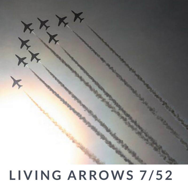 Living Arrows // 7/52