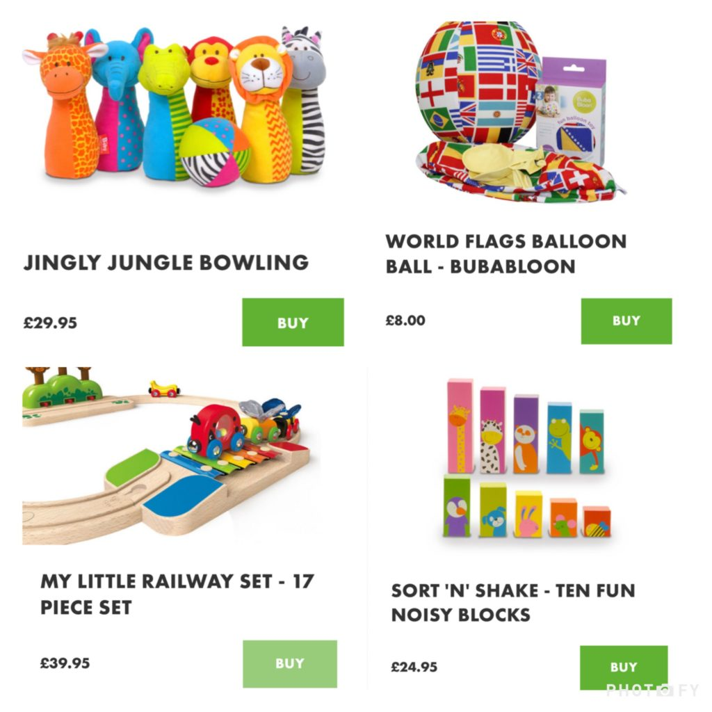 Our review of the Wicked Uncle website. Wicked Uncle has a range of gifts and toys for children of all ages. We absolutely adored it.
