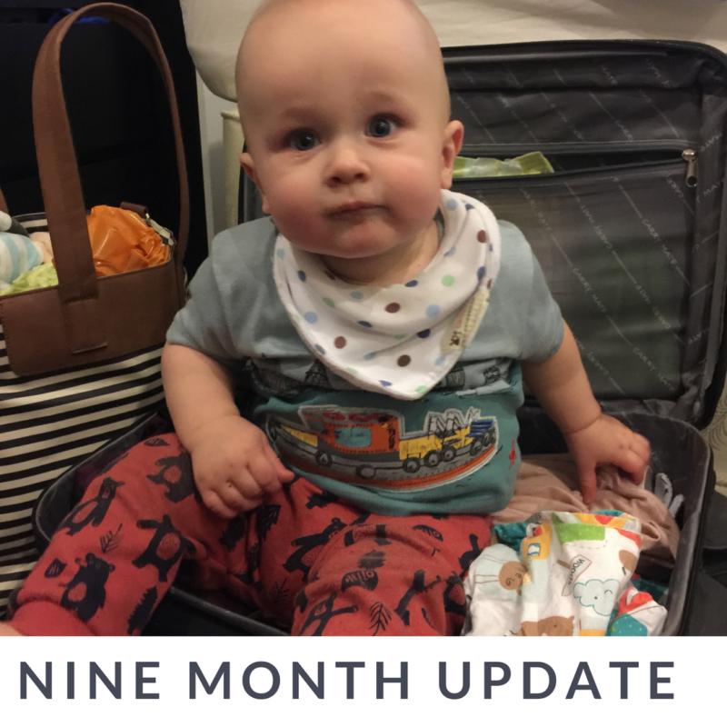 Dexter's 9 Month Update