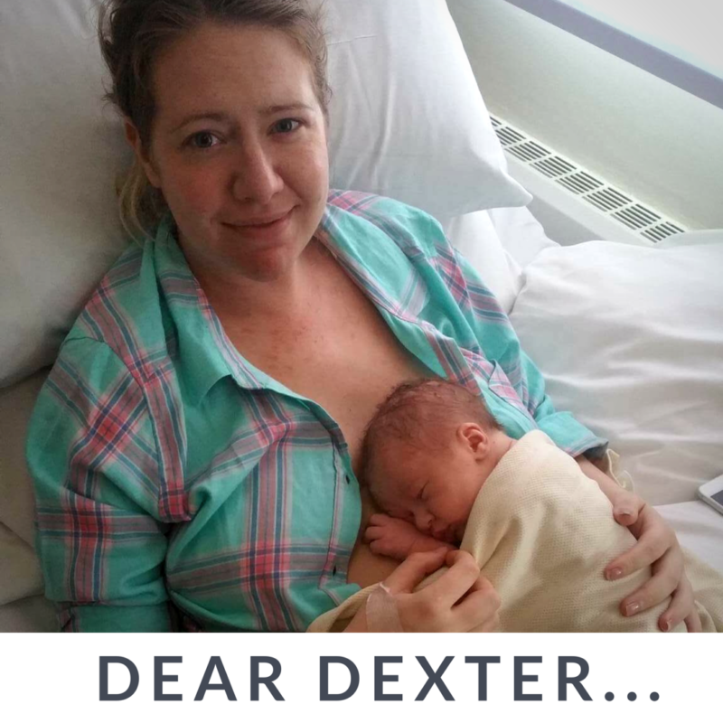 A Letter to my Little Boy on Mother's Day