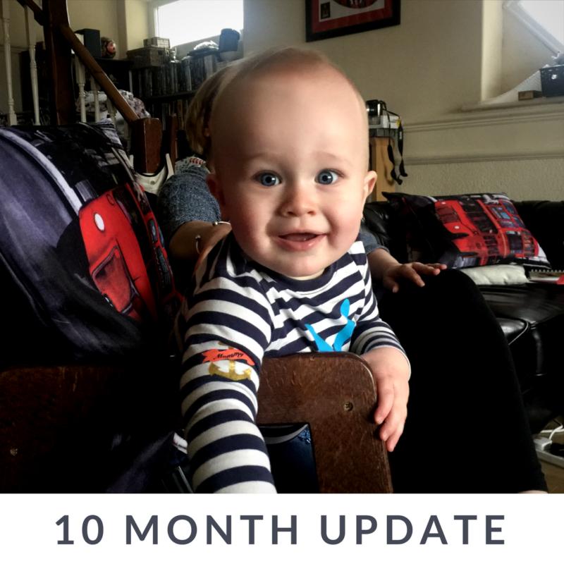 Dexter's 10 Month Update