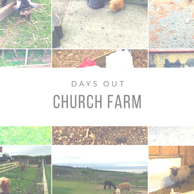Days Out: Church Farm, Thurstaston Wirral