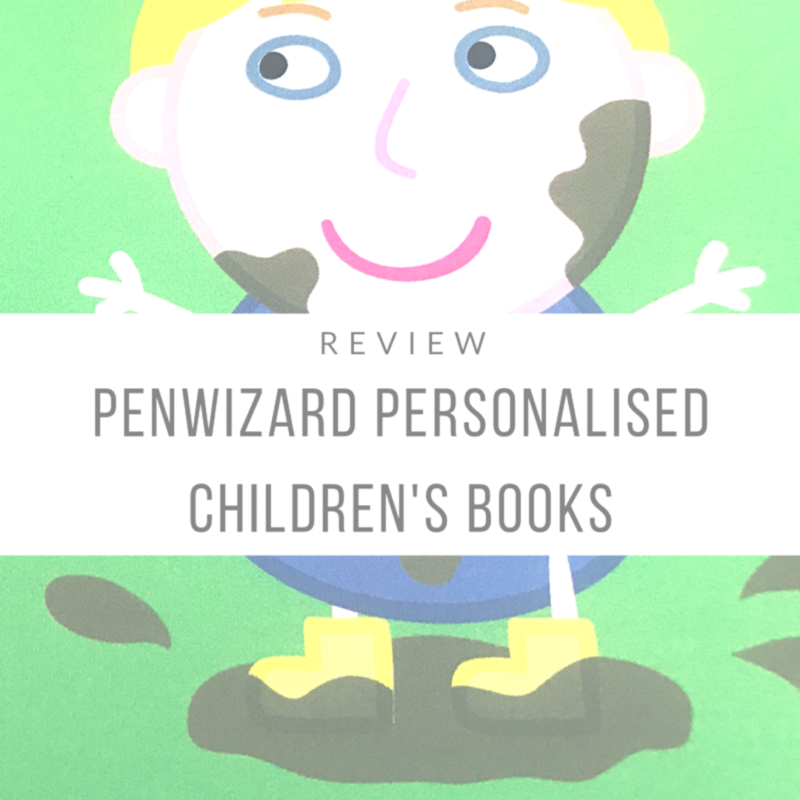 Review: Penwizard Personalised Children's Books