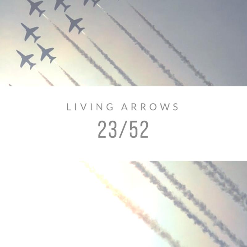 Living Arrows 2017 // 23/52