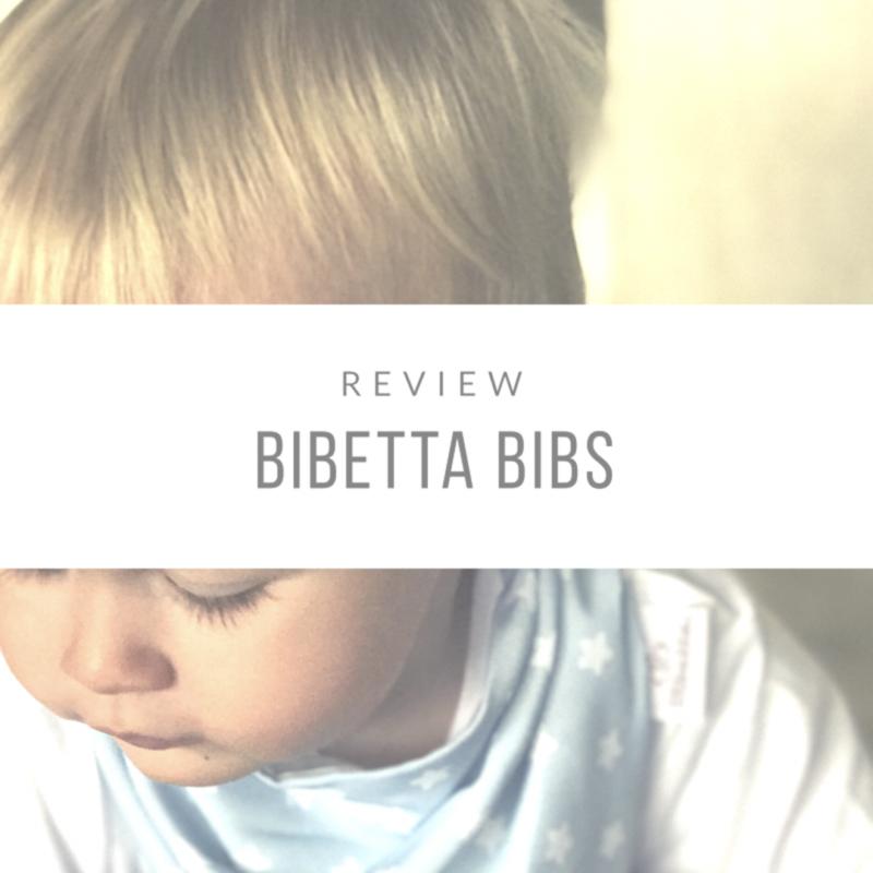 Bibetta Bibs Review | Bibetta Ultra Bib and Dribble Bibs