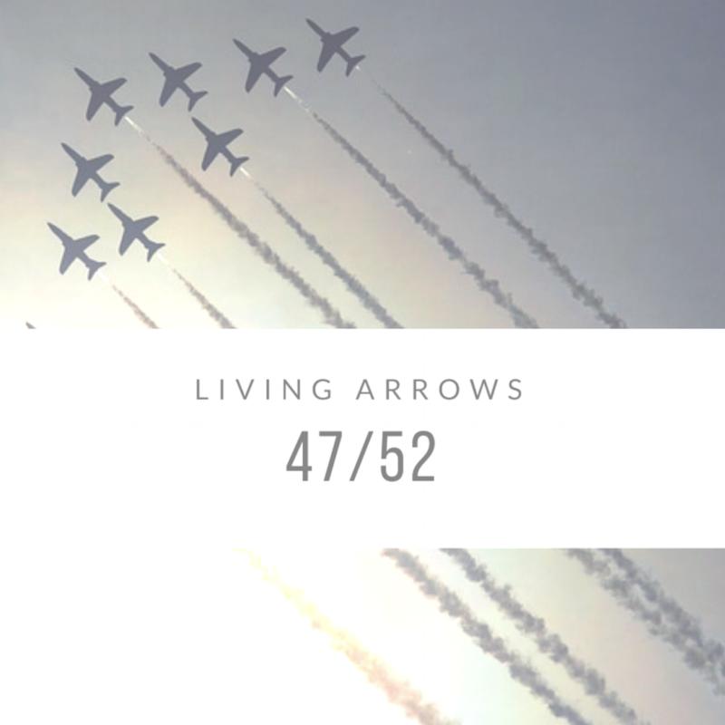 Living Arrows 2017: 47/52