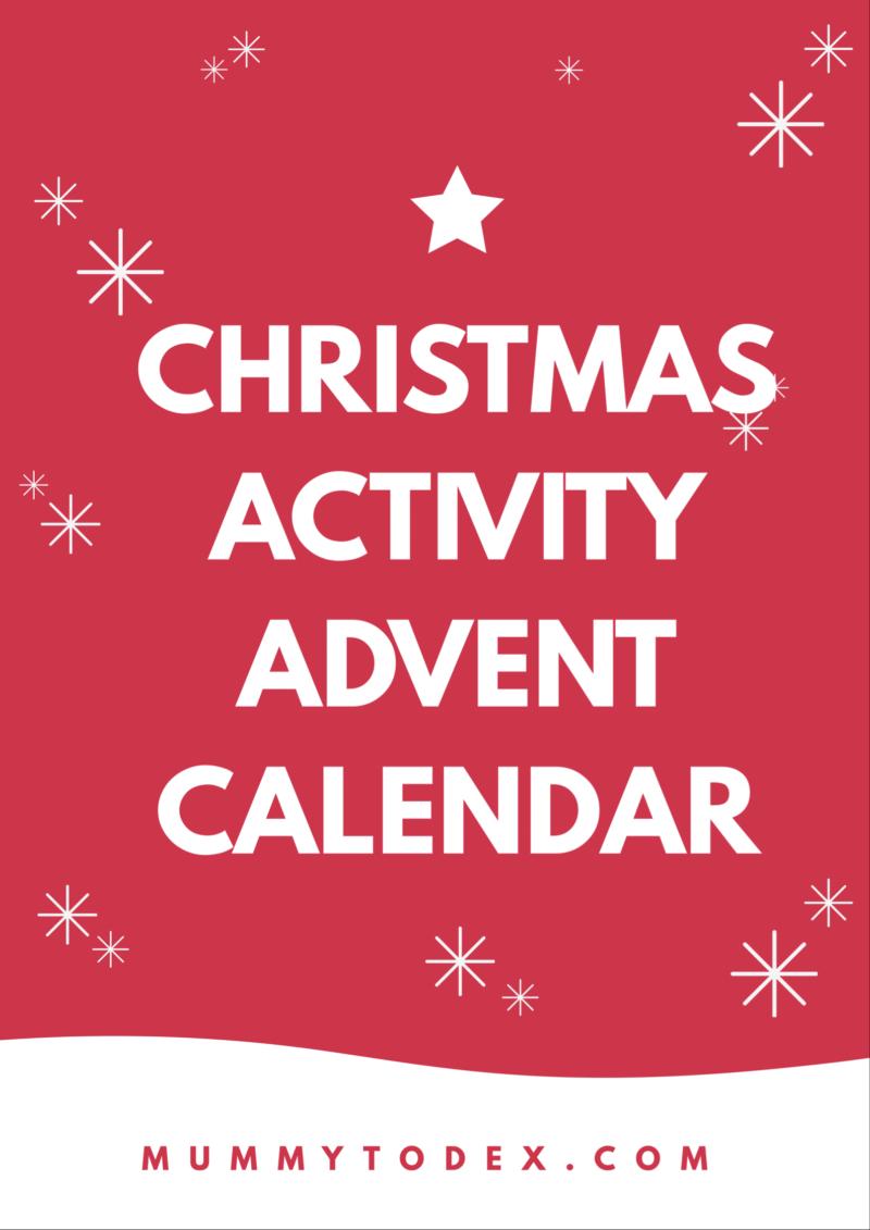 Christmas: Our Activity Advent Calendar