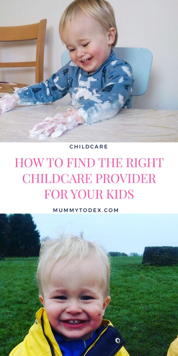 Returning to work? Finding childcare can be a daunting task. Here's how to find the right childcare provider for your kids whether that's nursery or a childminder.