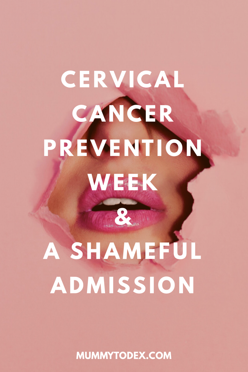Mummy to dex ive never had a smear one shameful admission this week is cervical cancer prevention week and its getting a little bit difficult to hide from from posts all over facebook of women with their lipstick solutioingenieria Gallery