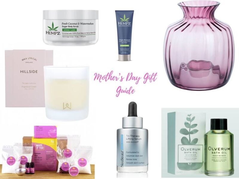 Mother's Day Gift Guide + GIVEAWAY!