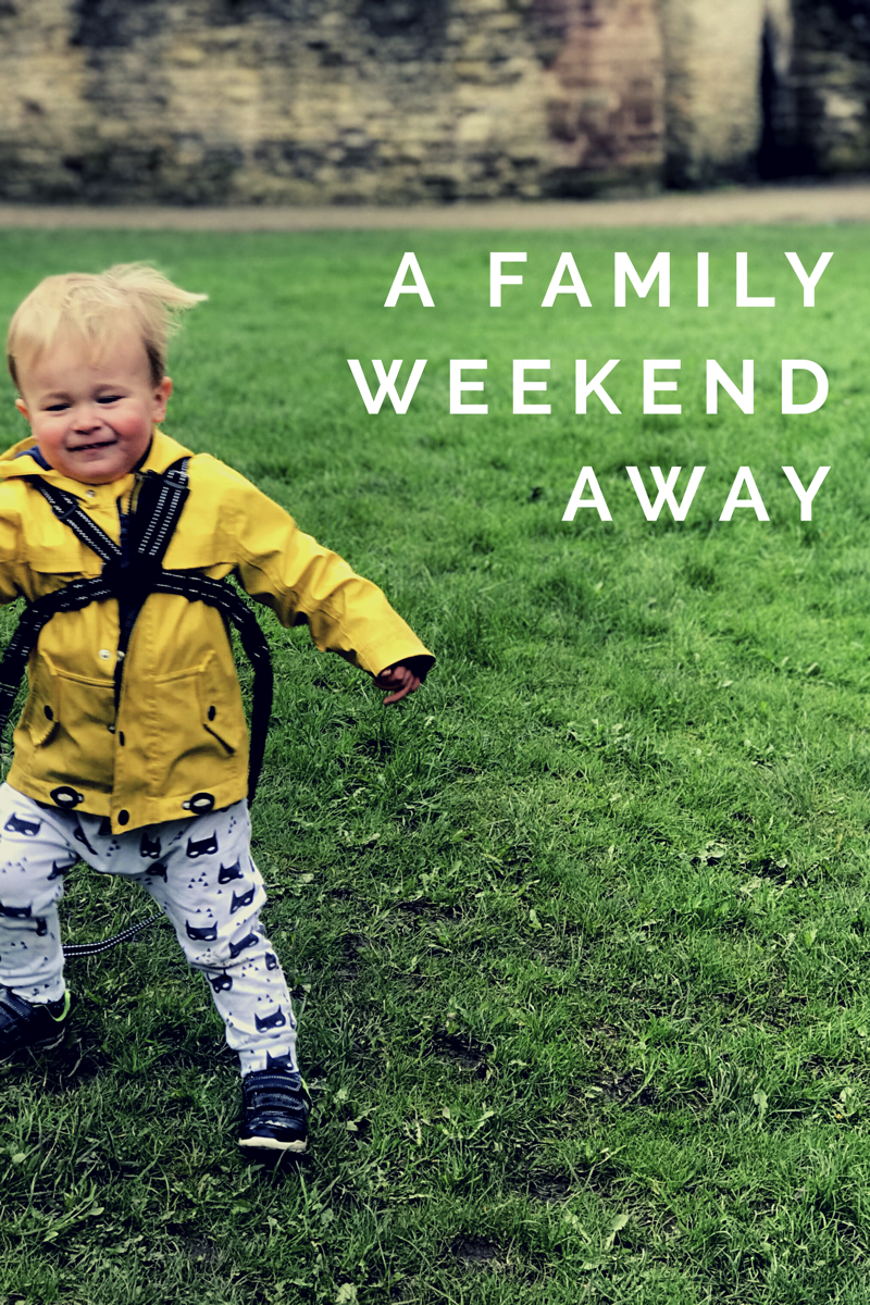 A Family Weekend Away in Herefordshire, Shropshire & Monmouthshire