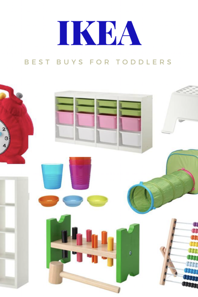 The best buys from Ikea for your baby, toddler or child. Montessori items, toys and storage ideas.