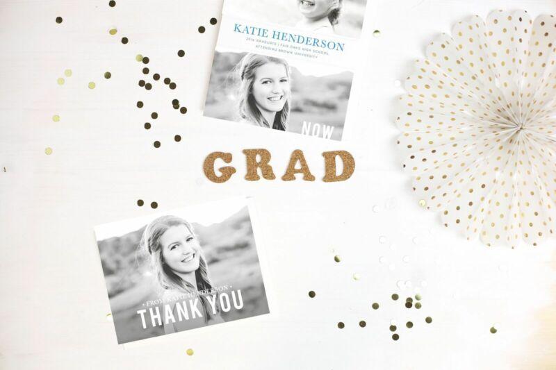 Choosing The Perfect Graduation Invite With Basic Invite | Ad
