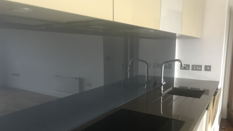 Our kitchen after our end of tenancy clean by fantastic services