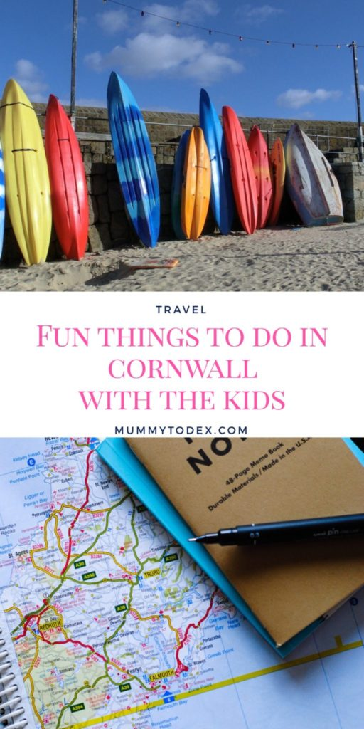 10 fun things to do with cornwall with kids. Whether you are travelling around Cornwall or looking for a family day out, this list of activities will keep families busy this Summer, from beaches to gardens to amusement parks- Cornwall has it all.