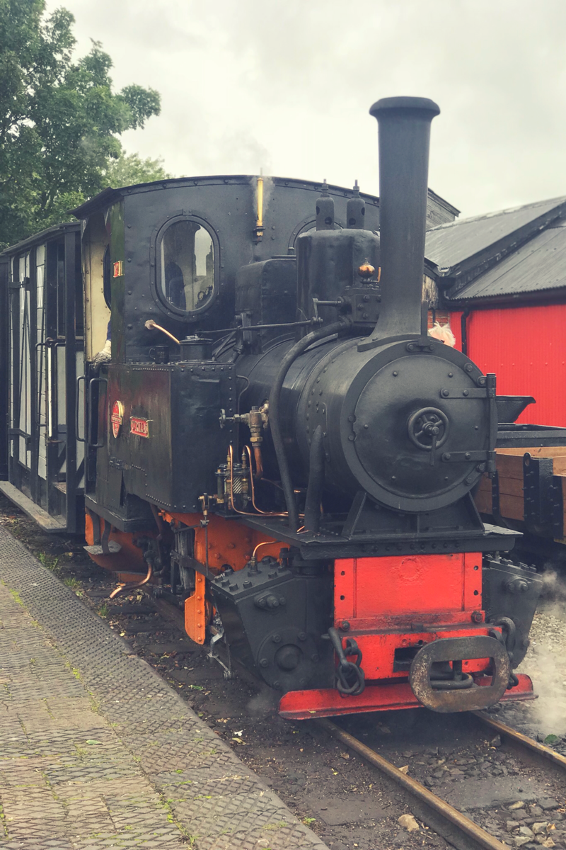 Days Out: West Lancashire Light Railway, Hesketh Bank