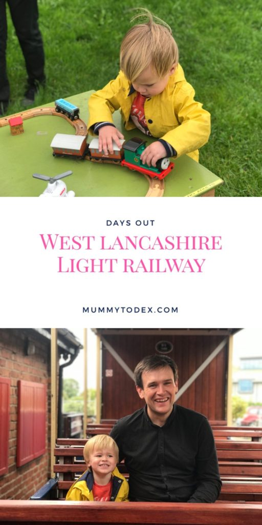 West Lancashire Light Railway is a fun day out for all the family, especially train obsessed toddlers! A fun family day out in West Lancashire