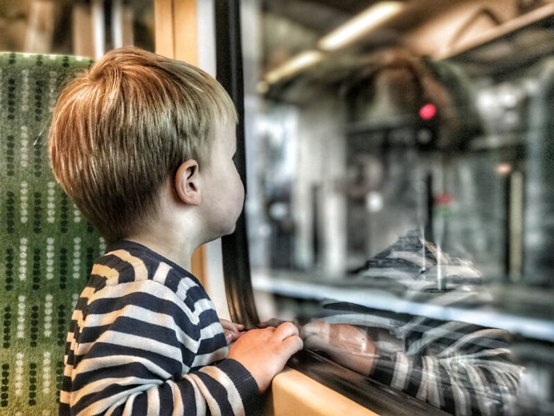 Practical Advice for Travelling with Children