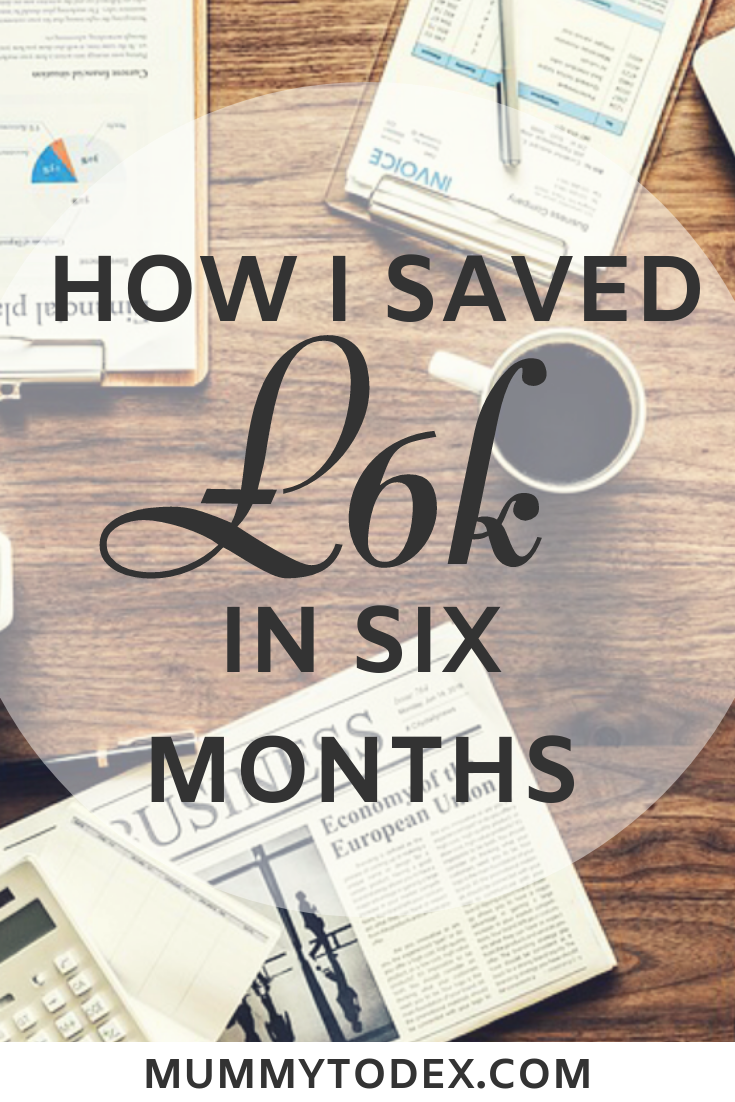 How to save 6k in six months. Setting a savings goal can be a daunting prospect but in just six short months this is how you can cut your outgoings and increase your income to save 6k