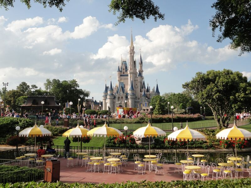 5 Must Visit Theme Parks in France