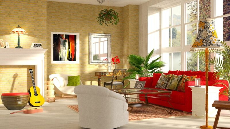 Interior Ideas: Bohemian Glam Inspiration