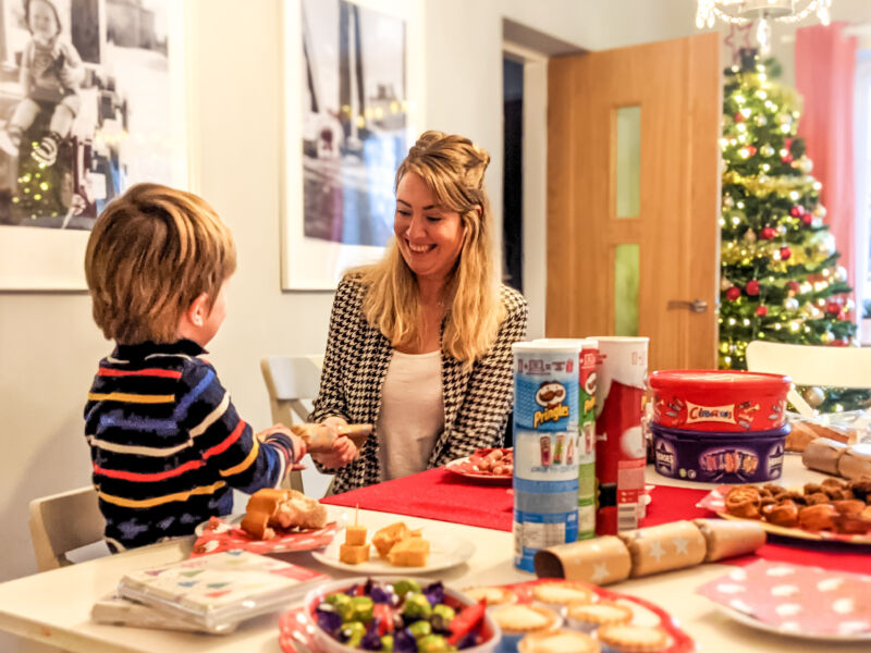 AD | Budget-friendly Festive Fun with Jack's Supermarket
