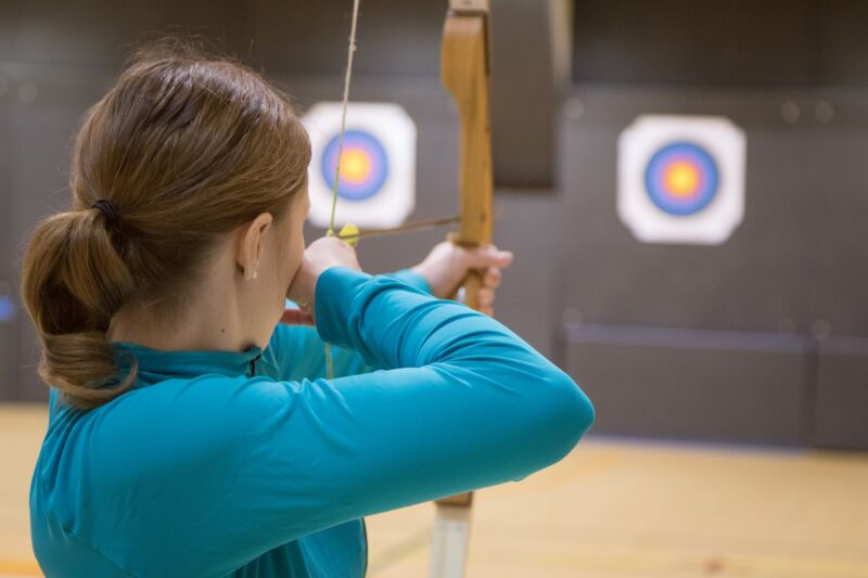 Let your kids have fun with Archery.