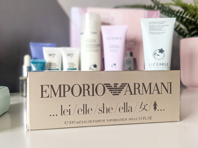 emporio armani perfume from boots uk