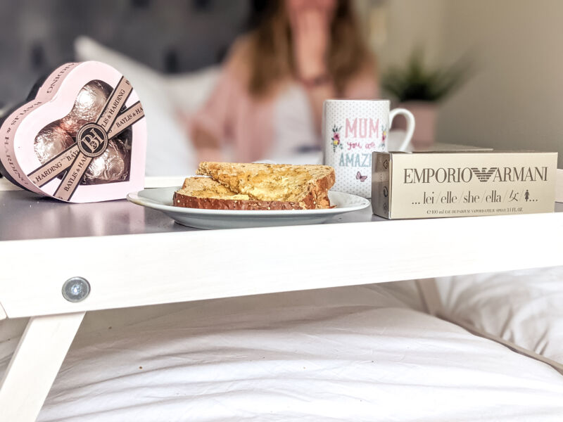 breakfast in bed mothers day nicola